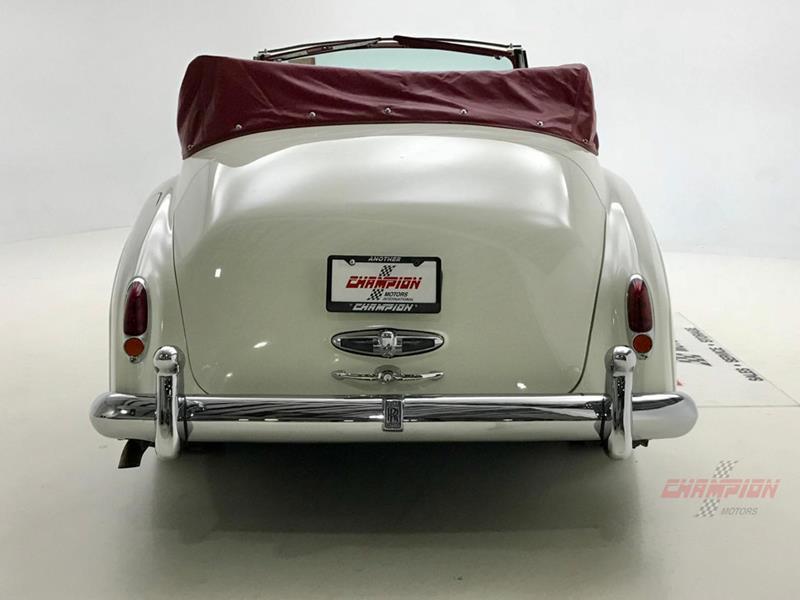 1961 Rolls-Royce Silver Cloud 3 17