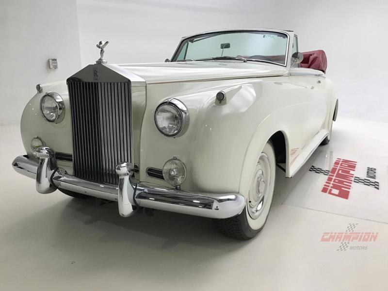 1961 Rolls-Royce Silver Cloud 3 10