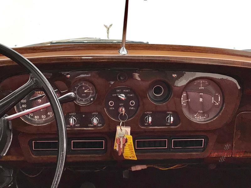 1961 Rolls-Royce Silver Cloud 3 24
