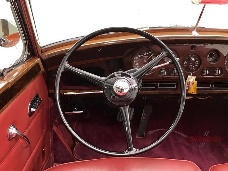 1961 Rolls-Royce Silver Cloud 3 23