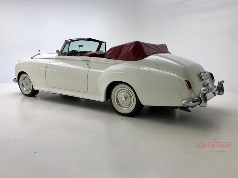 1961 Rolls-Royce Silver Cloud 3 19