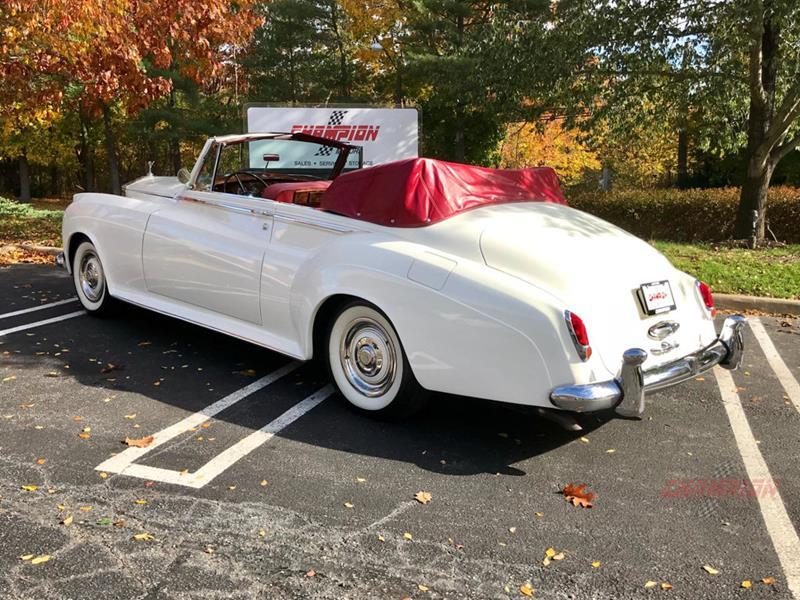 1961 Rolls-Royce Silver Cloud 3 5