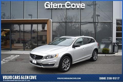 2018 Volvo V60 Cross Country for sale in Riverhead, NY