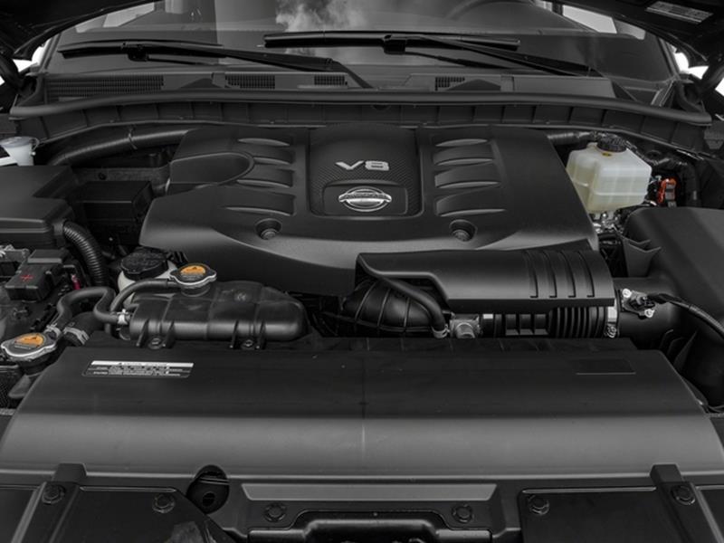 2017 Nissan Armada 11