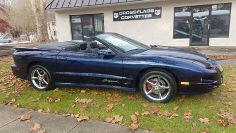 2000 Pontiac Firebird for sale in Calverton, NY