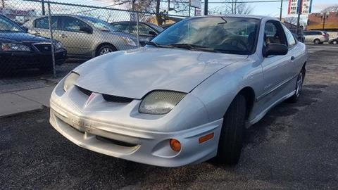 2002 Pontiac Sunfire for sale in Riverhead, NY