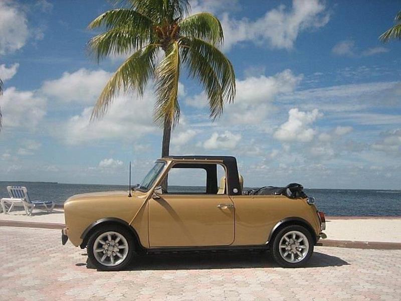 1980 Austin Mini Clubman