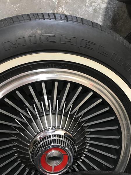 1967 Chevrolet Bolt on Wheels
