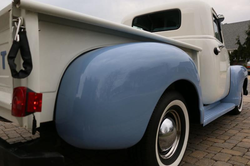 1951 Chevrolet 3100 17