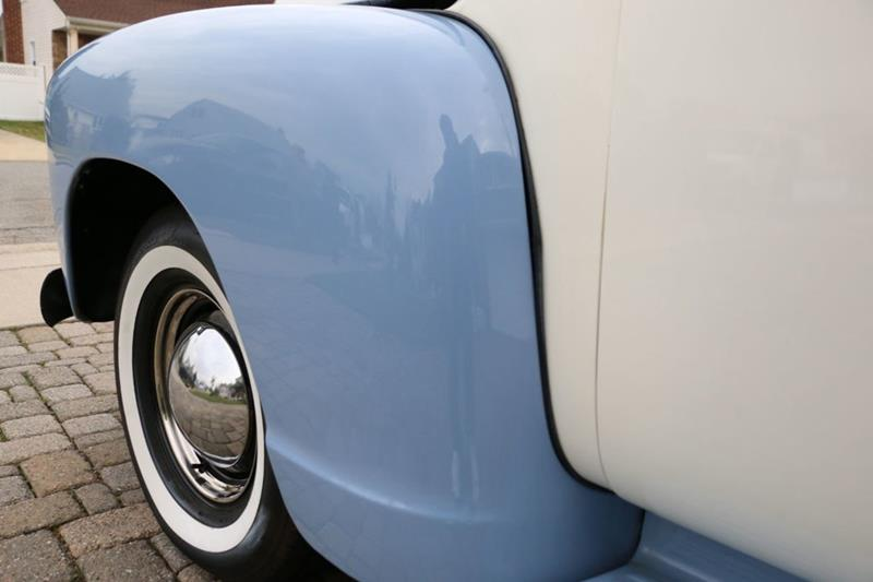 1951 Chevrolet 3100 24
