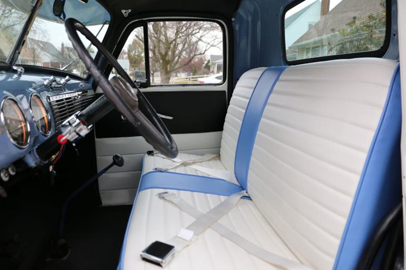 1951 Chevrolet 3100 47