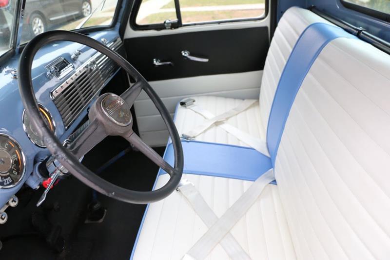 1951 Chevrolet 3100 48