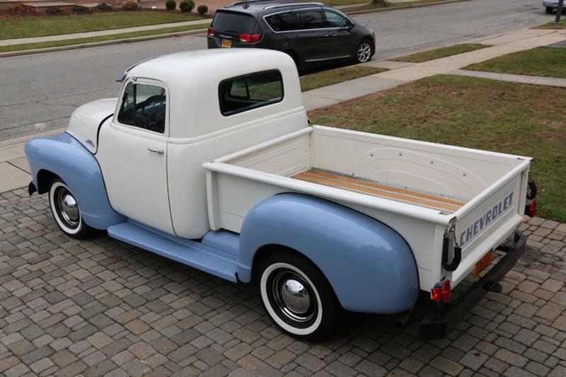 1951 Chevrolet 3100 8