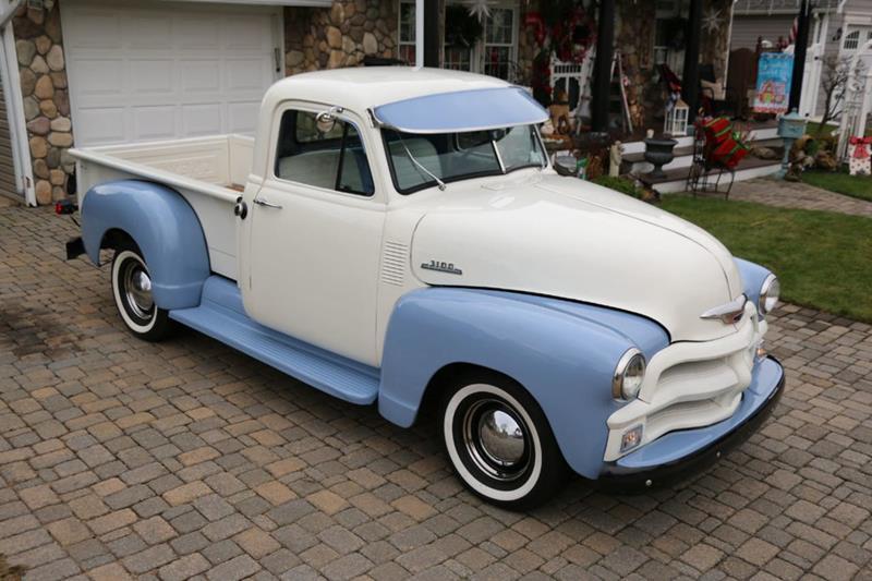 1951 Chevrolet 3100 13