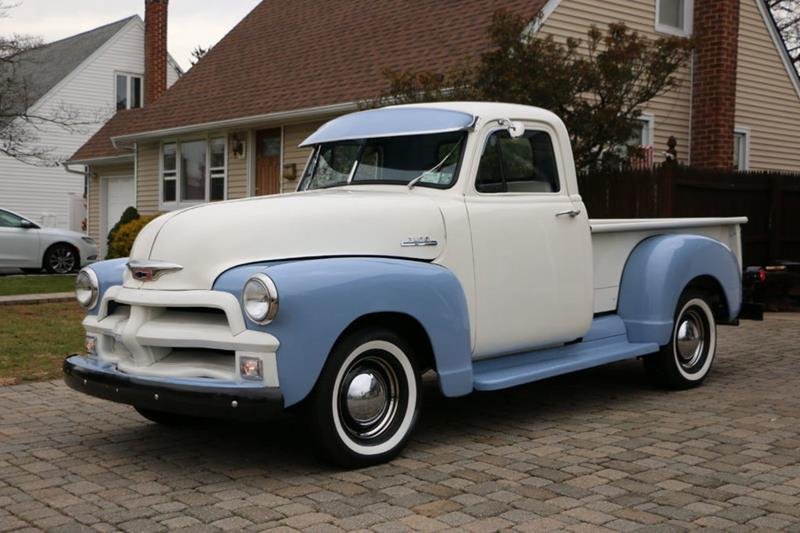 1951 Chevrolet 3100 4