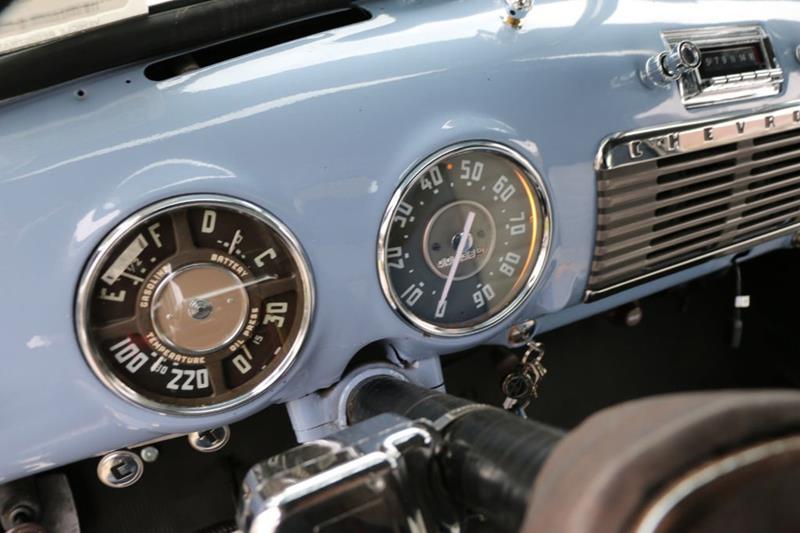 1951 Chevrolet 3100 52