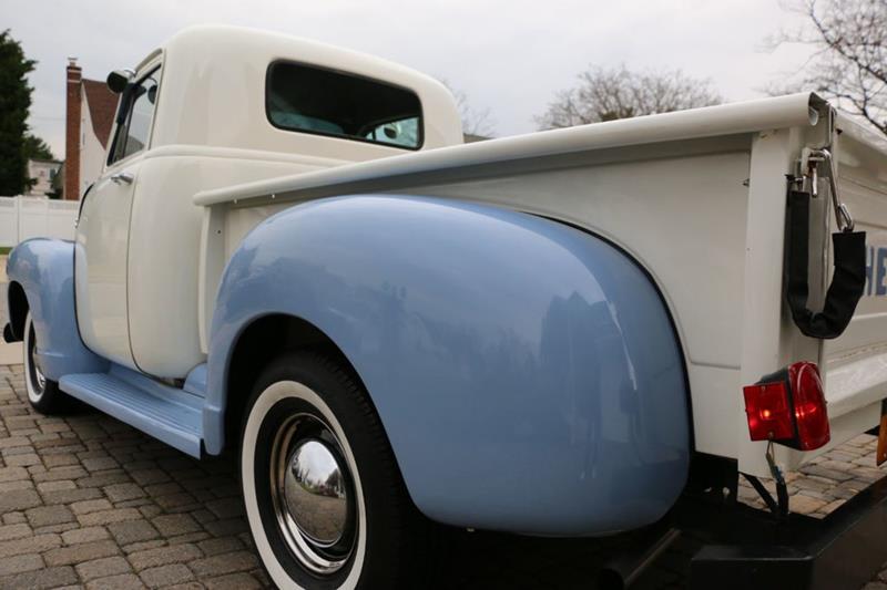 1951 Chevrolet 3100 22
