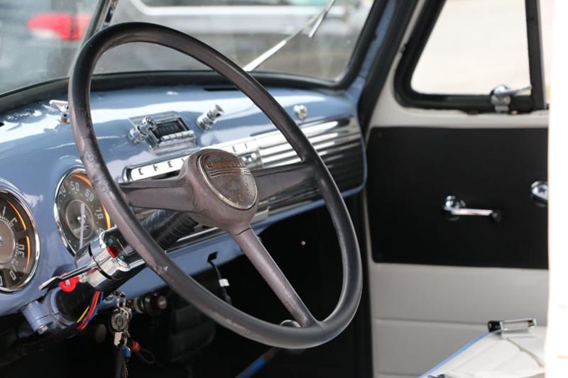 1951 Chevrolet 3100 46