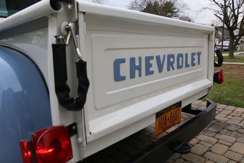 1951 Chevrolet 3100 19