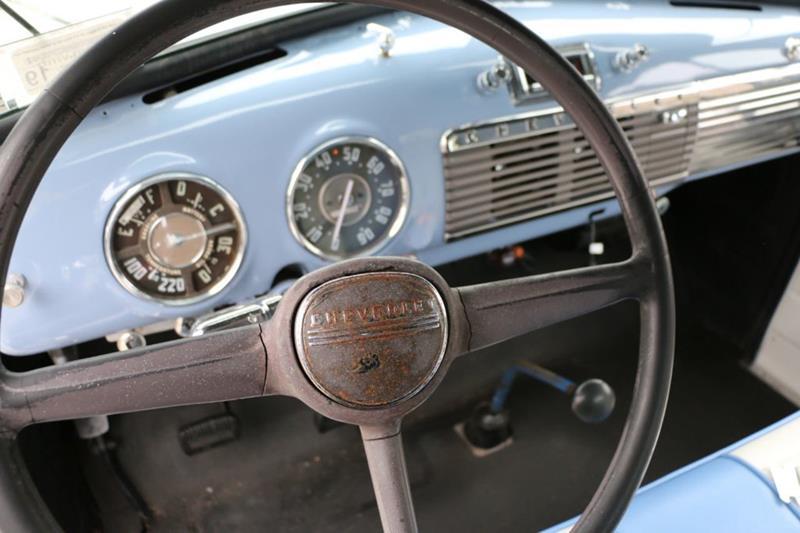 1951 Chevrolet 3100 51