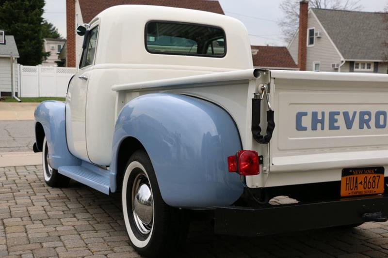 1951 Chevrolet 3100 9