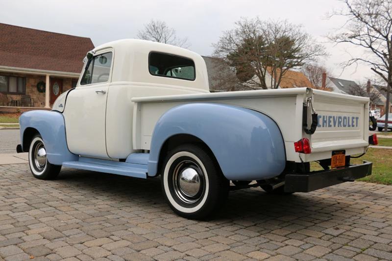1951 Chevrolet 3100 7