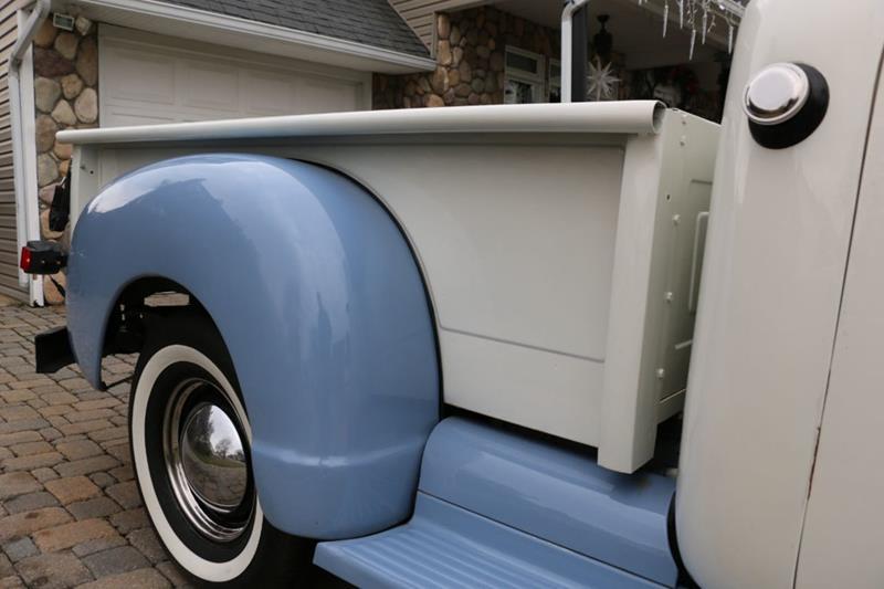 1951 Chevrolet 3100 16