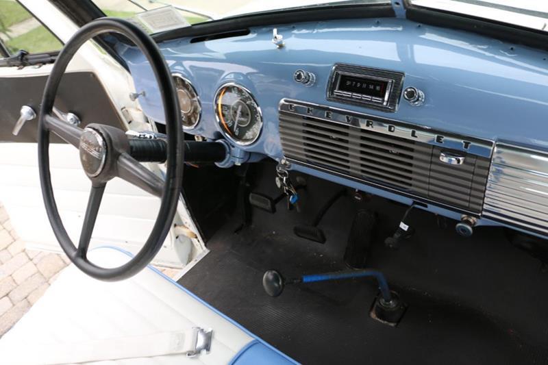 1951 Chevrolet 3100 62