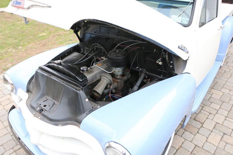 1951 Chevrolet 3100 73