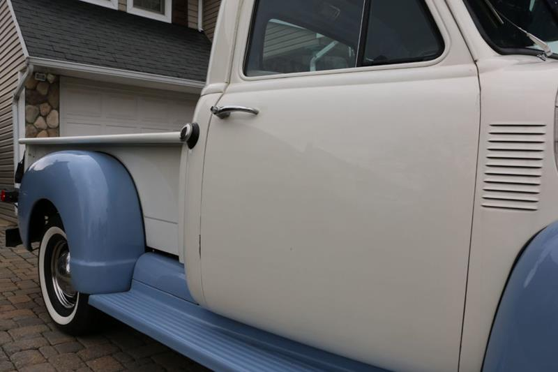 1951 Chevrolet 3100 15