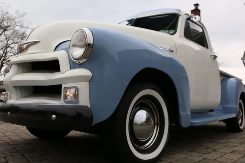 1951 Chevrolet 3100 25