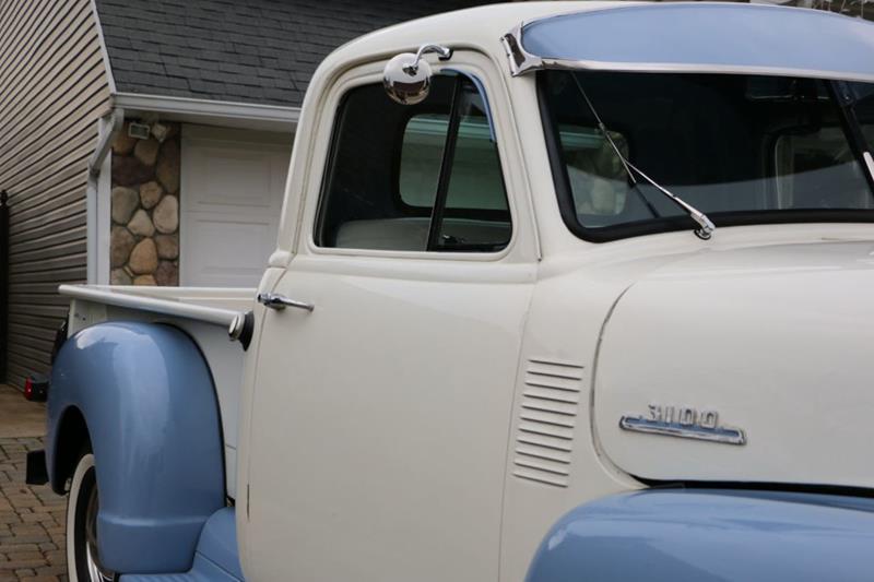 1951 Chevrolet 3100 29