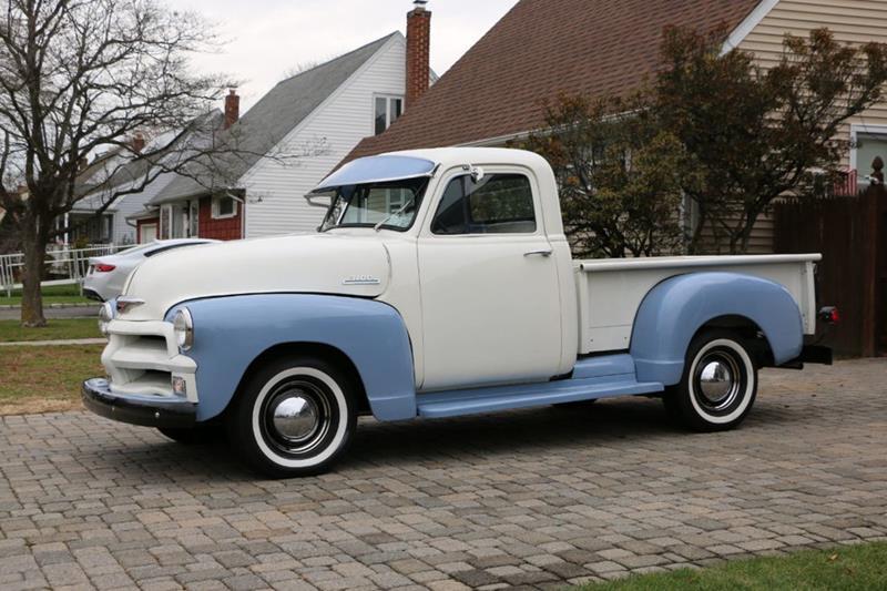 1951 Chevrolet 3100 5