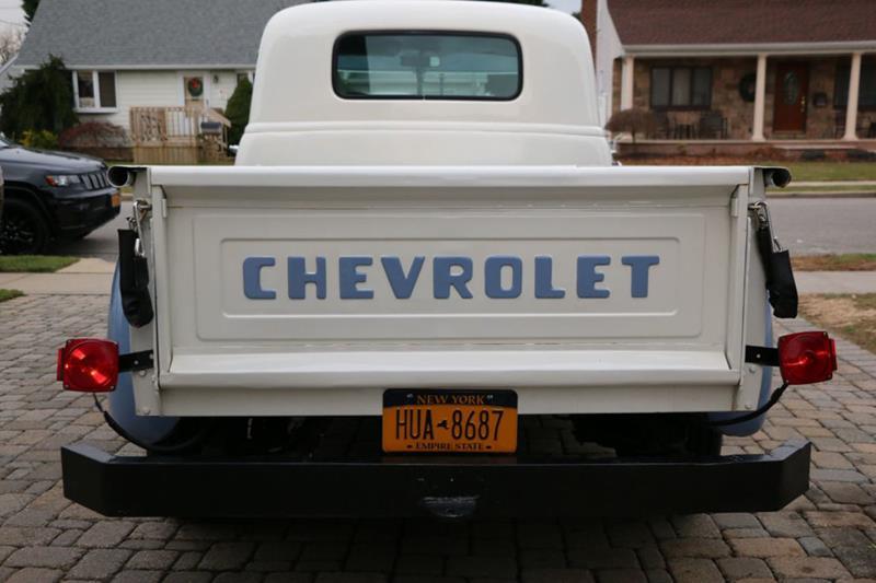 1951 Chevrolet 3100 10