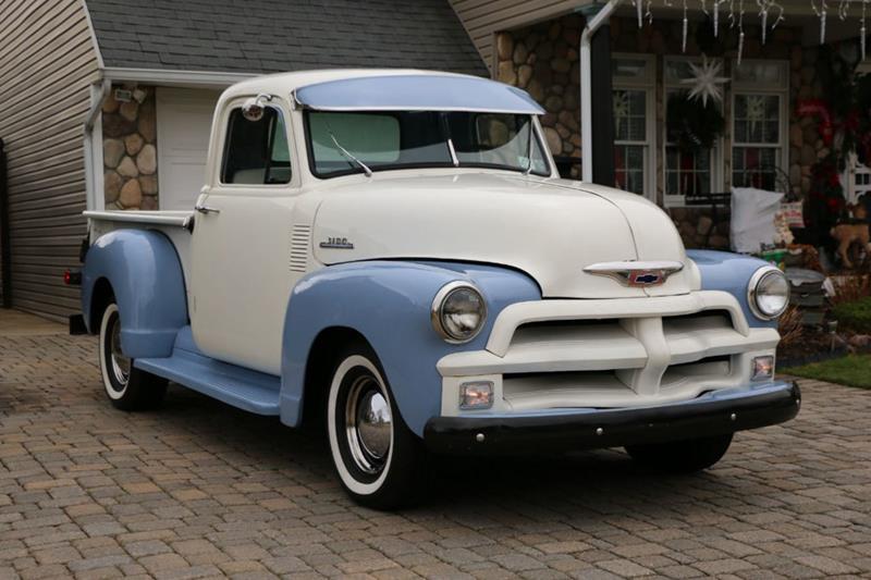1951 Chevrolet 3100 2