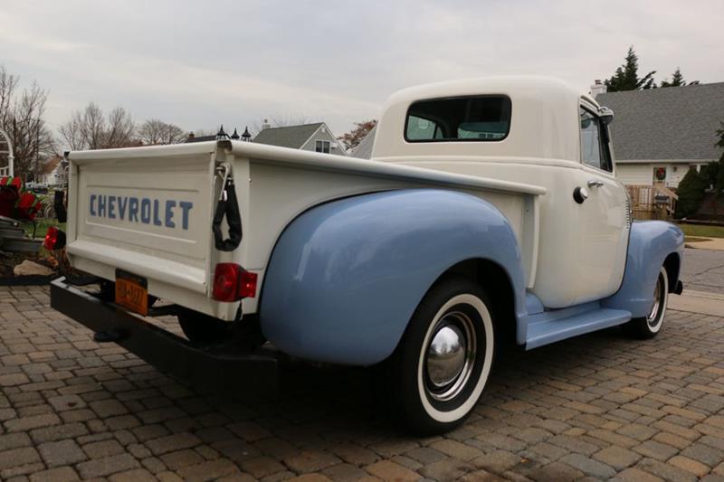 1951 Chevrolet 3100 11