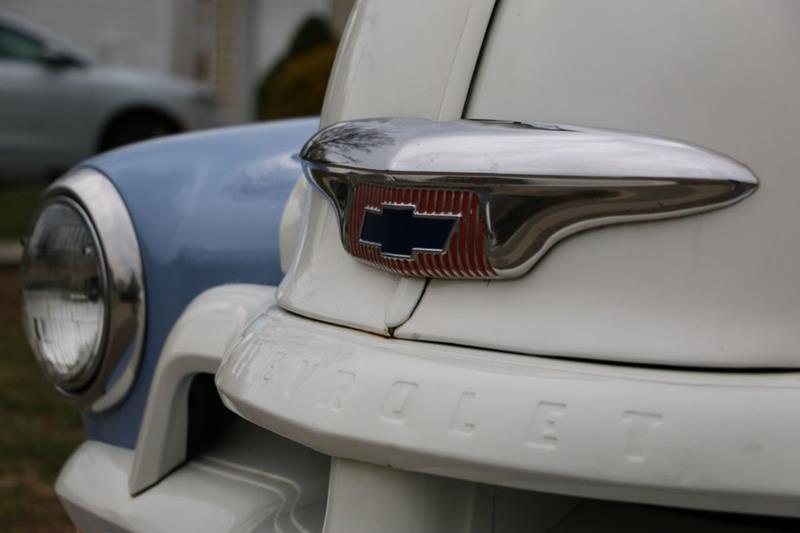 1951 Chevrolet 3100 27
