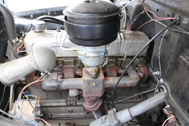 1951 Chevrolet 3100 84