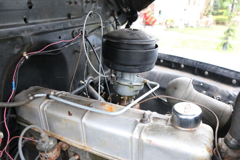 1951 Chevrolet 3100 77