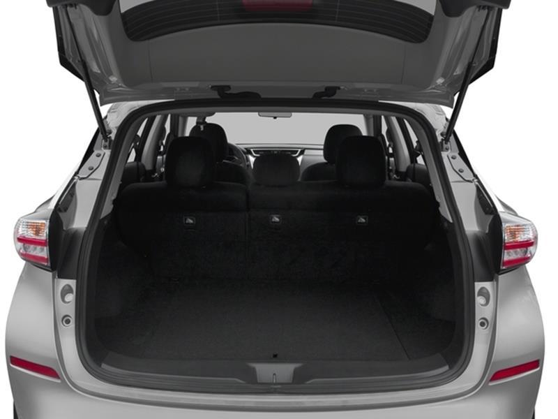 2018 Nissan Murano 12