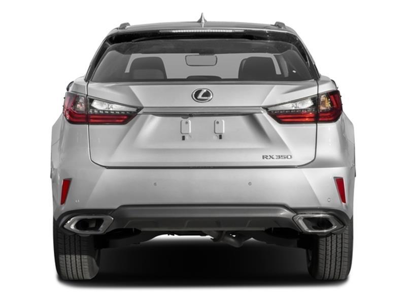 2016 Lexus RX 350 5