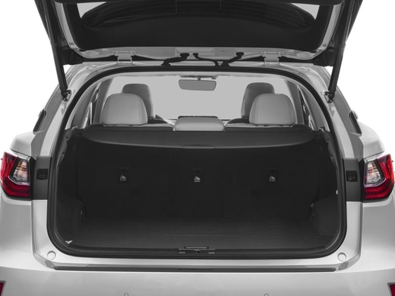 2016 Lexus RX 350 11