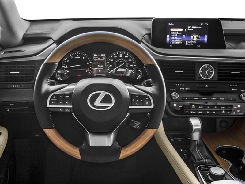 2016 Lexus RX 350 6