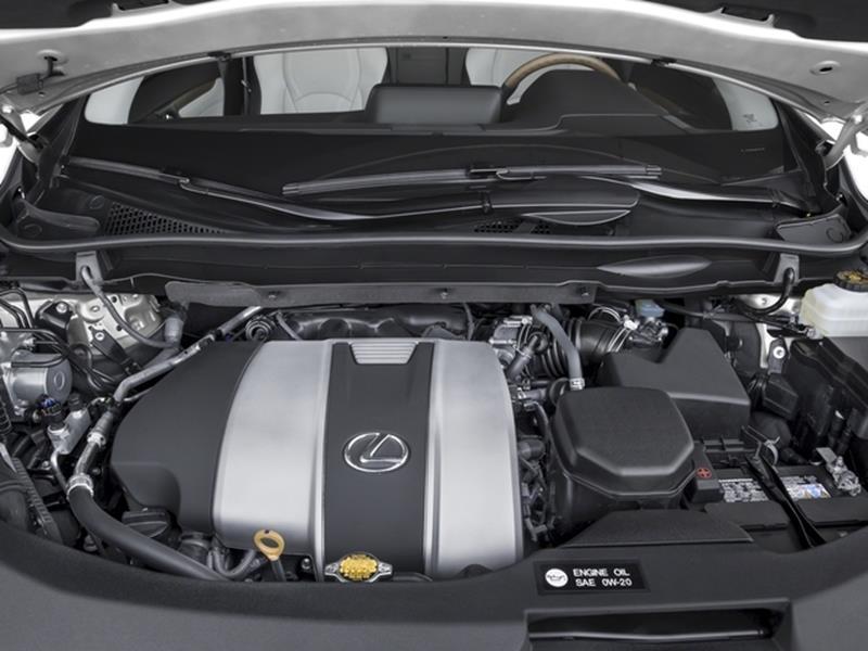 2016 Lexus RX 350 12