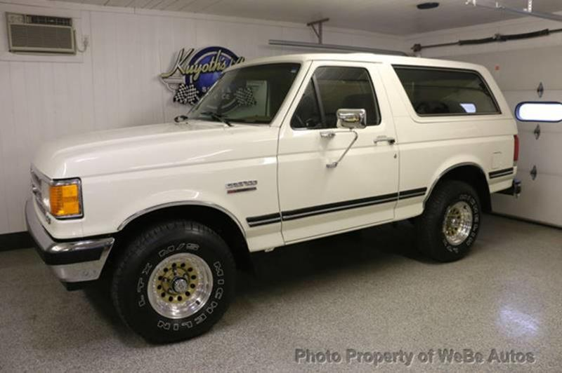 1988 Ford Bronco