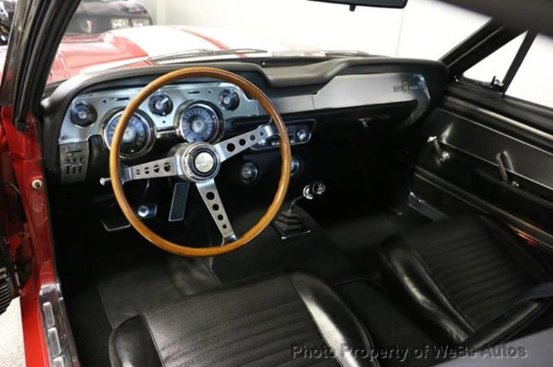 1967 Shelby GT500 14