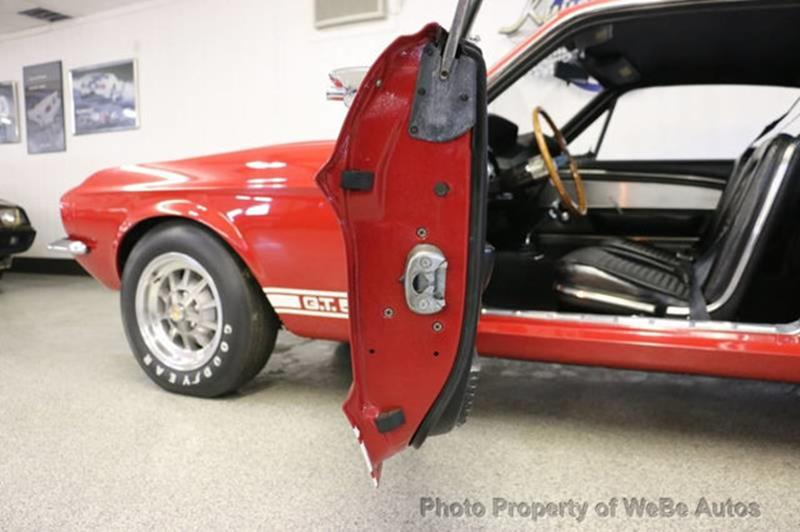 1967 Shelby GT500 33