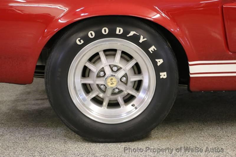 1967 Shelby GT500 56