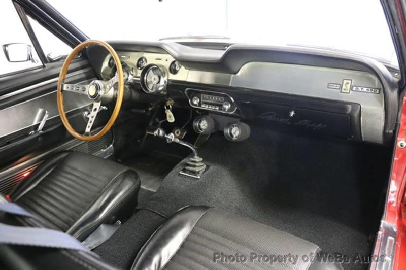 1967 Shelby GT500 58