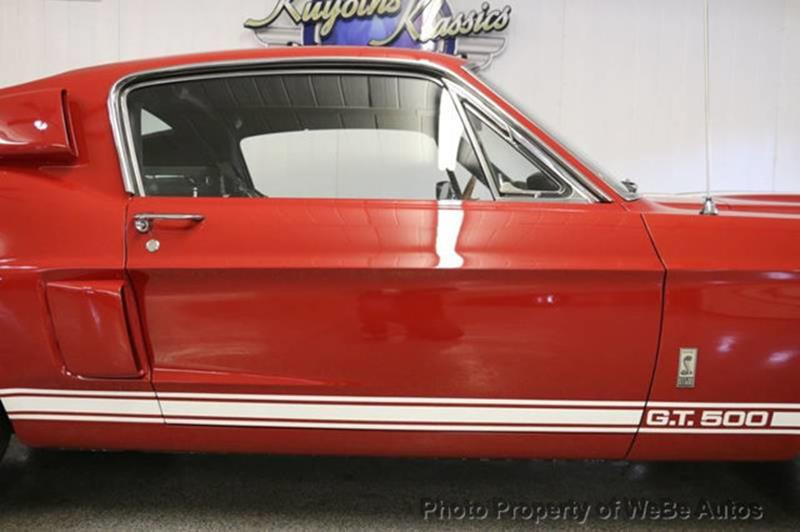 1967 Shelby GT500 54